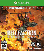 Red Faction Guerrilla Remastered para Xbox One