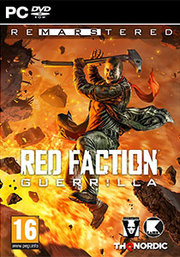 Red Faction Guerrilla Remastered para PC