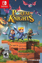 Portal Knights para Nintendo Switch