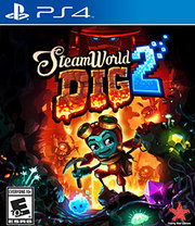 SteamWorld Dig 2 para PS4