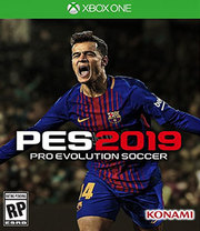 Pro Evolution Soccer 2019 para Xbox One