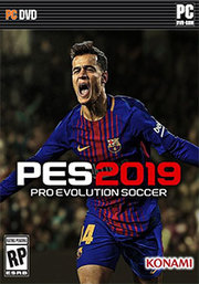 Pro Evolution Soccer 2019 para PC