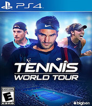 Tennis World Tour para PS4