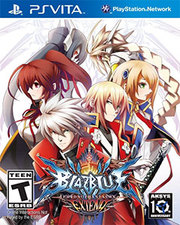 BlazBlue: Chrono Phantasma Extend para PS Vita