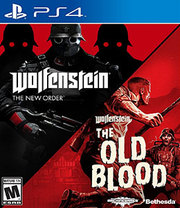 Wolfenstein The Two Pack para PS4