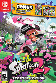 Splatoon 2 Starter Edition para Nintendo Switch