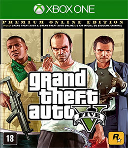Grand Theft Auto V Premium Online Edition para Xbox One