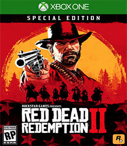 Red Dead Redemption 2 Special Edition para Xbox One