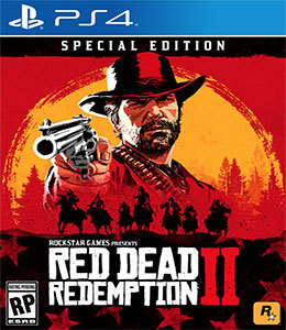 Red Dead Redemption 2 Special Edition para PS4