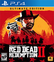 Red Dead Redemption 2 Ultimate Edition para PS4