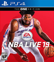 NBA Live 19 The One Edition para PS4