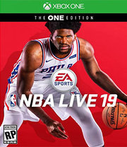 NBA Live 19 The One Edition para Xbox One