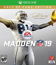 Madden NFL 19 Hall of Fame Edition para Xbox One