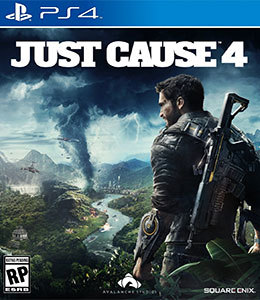 Just Cause 4 para PS4