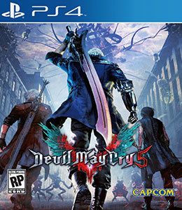 Devil May Cry 5 para PS4