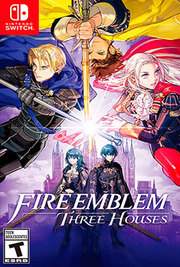 Fire Emblem Three Houses para Nintendo Switch