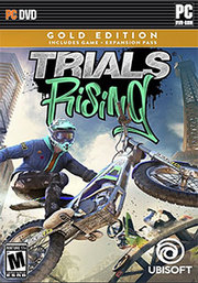 Trials Rising Gold Edition para PC