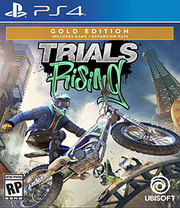 Trials Rising Gold Edition para PS4