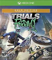Trials Rising Gold Edition para Xbox One