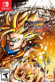 Dragon Ball Fighter Z para Nintendo Switch