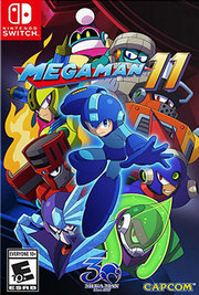 Mega Man 11 para Nintendo Switch