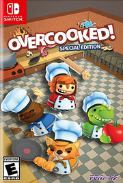 Overcooked para Nintendo Switch