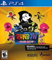 Runbow Deluxe Edition para PS4