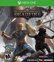 Pillars of Eternity II Deadfire para Xbox One
