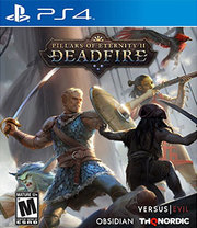 Pillars of Eternity II Deadfire para PS4