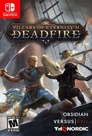 Pillars of Eternity II Deadfire para Nintendo Switch