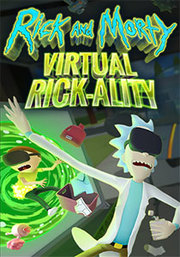 Rick and Morty Simulator Virtual Rick-ality para PC