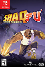 Shaq Fu A Legend Reborn para Nintendo Switch