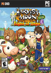 Harvest Moon Light of Hope para PC