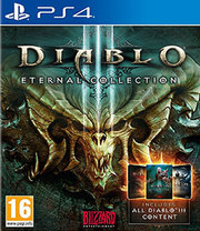 Diablo III Eternal Collection para PS4