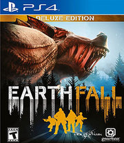Earthfall Deluxe Edition para PS4
