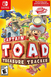 Captain Toad: Treasure Tracker para Nintendo Switch