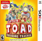 Captain Toad: Treasure Tracker para 3DS