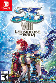 Ys VIII Lacrimosa of DANA para Nintendo Switch