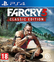 Far Cry 3 Classic Edition para PS4