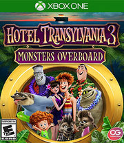 Hotel Transylvania 3: Monsters Overboard para Xbox One