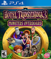 Hotel Transylvania 3: Monsters Overboard para PS4