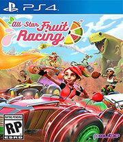 All-Star Fruit Racing para PS4