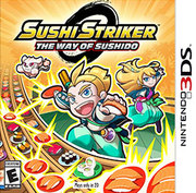 Sushi Striker: The Way of Sushido para 3DS