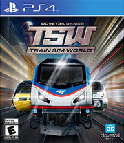 Train Sim World para PS4