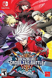 BlazBlue Cross Tag Battle para Nintendo Switch