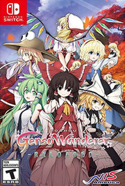 Touhou Genso Wanderer Reloaded para Nintendo Switch