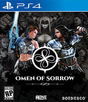 Omen of Sorrow para PS4