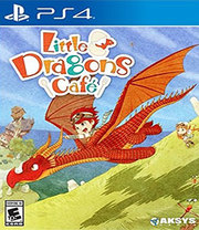 Little Dragons Cafe para PS4