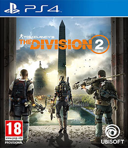 Tom Clancy-s The Division 2 para PS4