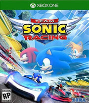 Team Sonic Racing para Xbox One